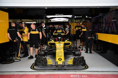 Renault defends 'awkward' F1 qualifying tactic for Russian Grand Prix