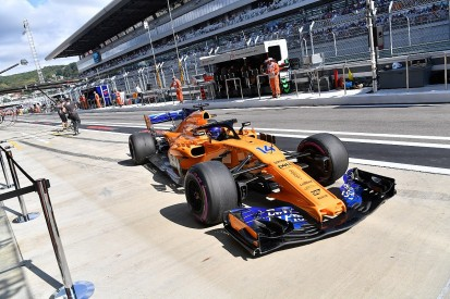 Alonso: F2 more fun than nonsense Russian GP F1 qualifying session
