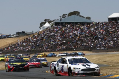 NASCAR to celebrate 50th Sonoma anniversary with race on full layout