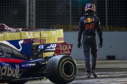 Red Bull: Daniil Kvyat hadn't dealt with 2016 Toro Rosso demotion
