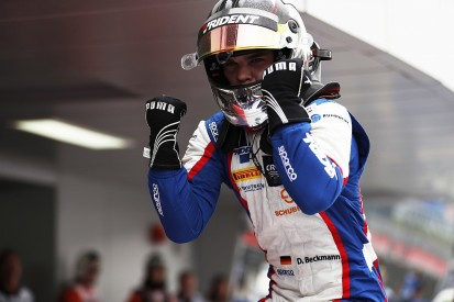 GP3 Sochi: Trident's Beckmann snatches win from Mawson on final lap