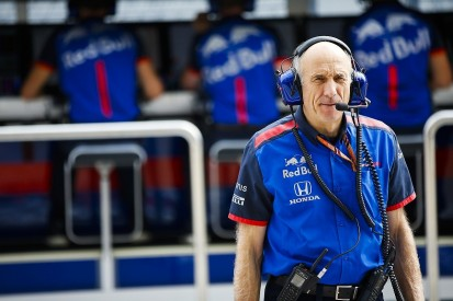 Toro Rosso boss Franz Tost: Honda 'in front of Renault' with upgrade