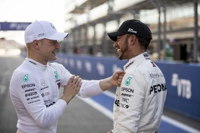 Wolff would not enjoy watching Mercedes drivers race for Sochi win