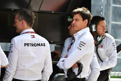 Mercedes hadn't predicted scenario that led to Russian GP team orders