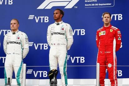 Mercedes F1 team orders in Russia defended by Sebastian Vettel