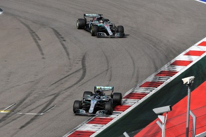 Lewis Hamilton didn't want Mercedes team orders in Russian GP