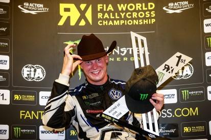 Austin World RX: Johan Kristoffersson clinches 2018 championship