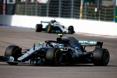 Bottas didn't expect 'confusing' Mercedes F1 Russian GP team orders
