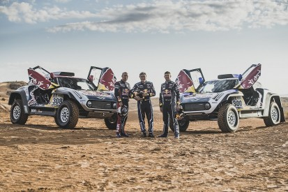X-raid Mini signs ex-Peugeot Dakar trio Peterhansel, Sainz, Despres