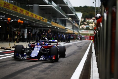 Honda checking if upgraded Formula 1 engine can run for Japanese GP