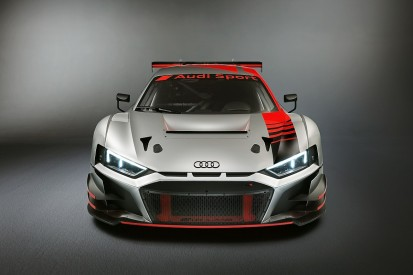 Audi unveils new upgraded version of its R8 LMS GT3 car
