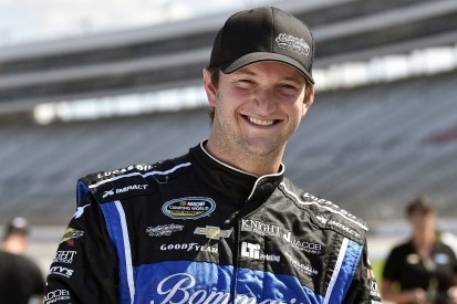 Warrant for NASCAR Truck racer Jordan Anderson's arrest dropped