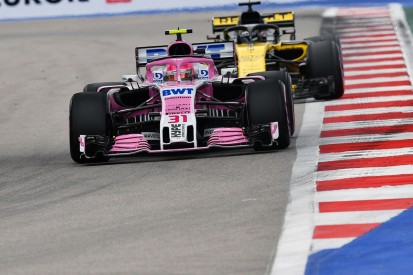 Renault: We shouldn't be singled out over Ocon's F1 seat struggles