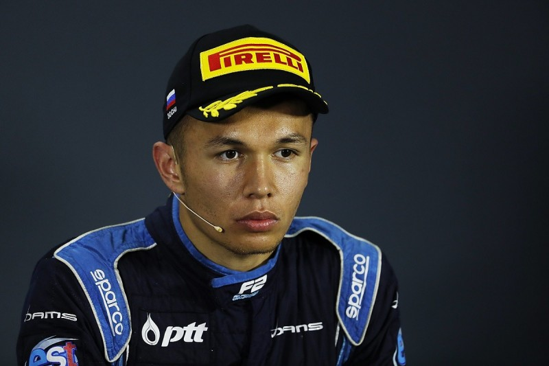 Nissan e.dams: Young driver frustration boosted Albon FE chance