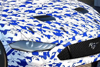 Ford reveals teaser image of 2019 Australian Supercars Mustang