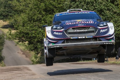 Ogier gave Ford ultimatum over M-Sport WRC backing before leaving