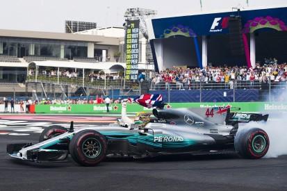 Mercedes spent £309.7million to win 2017 Formula 1 championship