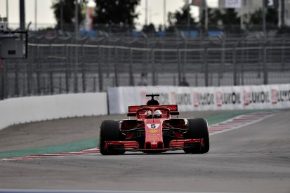 Sebastian Vettel denies Ferrari 'lost direction' with 2018 F1 car