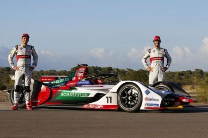 Audi reveals its first Gen2 Formula E car for 2018/19 season