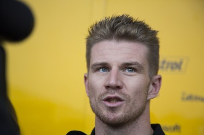Hulkenberg: Renault 'lost out a little bit' in F1's development war