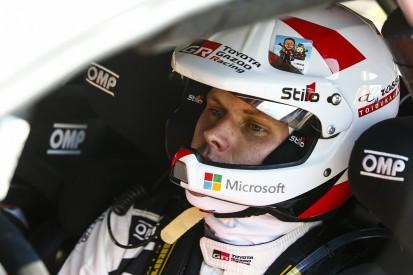 Wales Rally GB: Toyota's Ott Tanak explains WRC shakedown crash