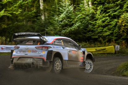 WRC stars Neuville and Breen impressed by new 2018 Rally GB route