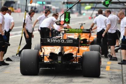 Renault and McLaren break F1 curfew rules after Suzuka oil delay