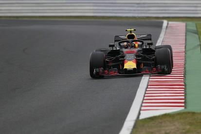 Max Verstappen didn't enjoy 'one lap' of Japanese GP practice
