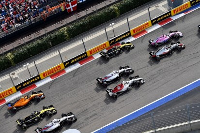 Teams meet at Japanese GP to discuss improving state of Formula 1