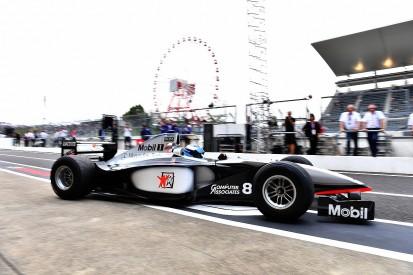 Mika Hakkinen completes Suzuka laps 20 years after McLaren F1 title