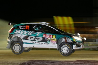 Rally GB: M-Sport's Edwards seals BRC title with P4 on first leg