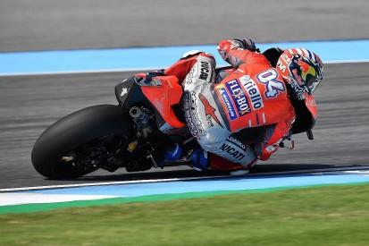 Buriram MotoGP: Dovizioso tops FP3, Marquez to contest Q1 after crash