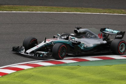 Japanese GP: Hamilton takes pole, Vettel only ninth as rain arrives