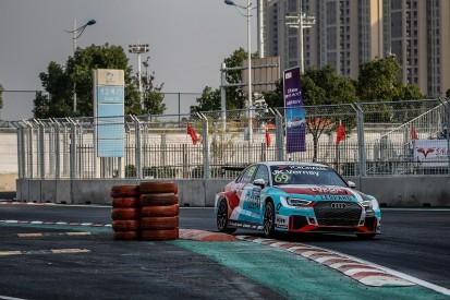 Wuhan WTCR: WRT Audi's Jean-Karl Vernay revives title bid with win