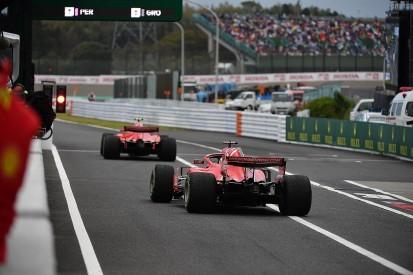 Ferrari boss Arrivabene: Suzuka F1 qualifying blunder unacceptable