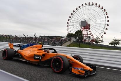 McLaren boss Gil de Ferran: McLaren got tyre choice wrong at Suzuka