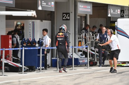 Ricciardo Suzuka qualifying woe heightens Red Bull/Renault tension