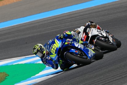 Buriram MotoGP: Iannone concerned by Marquez and Dovizioso pace