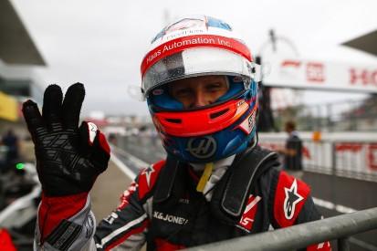 Grosjean came 'very close' to copying Ferrari tyre error at Suzuka