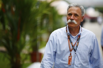 Formula 1 CEO Chase Carey calls team principals to Suzuka meeting