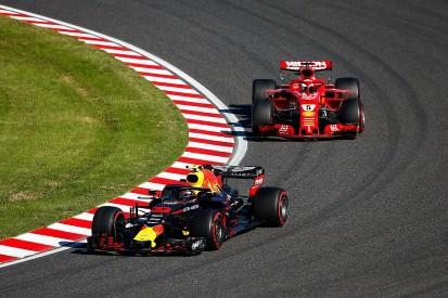 Vettel: Verstappen completely to blame for F1 Japanese GP collision