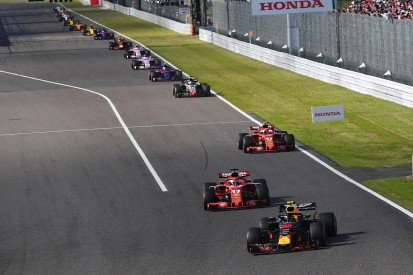 Max Verstappen: Sebastian Vettel 'drove into the side of my car'