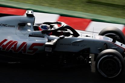 Early fire cost Haas's Grosjean F1 telemetry during Japanese GP