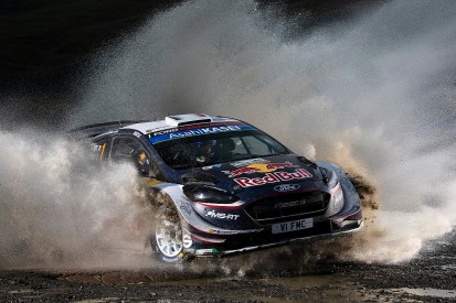 Rally GB: Ogier claims fifth win to close on Neuville