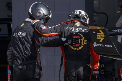 Reynolds to consult doctor over cramp that ended Bathurst win hopes