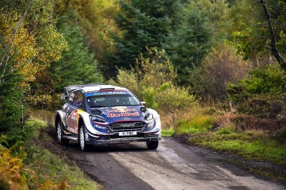 Sebastien Ogier had to be near 'perfection' in crucial Rally GB win