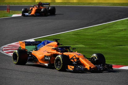 McLaren F1 team goes conservative again with US GP tyre selection
