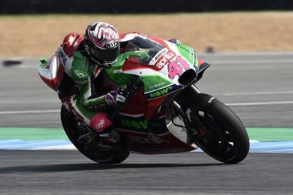 Aleix Espargaro can't tolerate another bad Aprilia MotoGP season