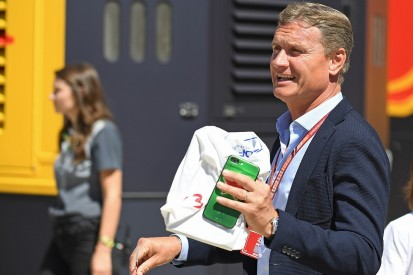 Coulthard: Existing motorsport structure isn't encouraging women