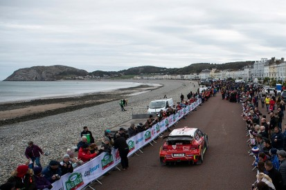Llandudno tipped to become host of WRC's Rally GB round in 2019